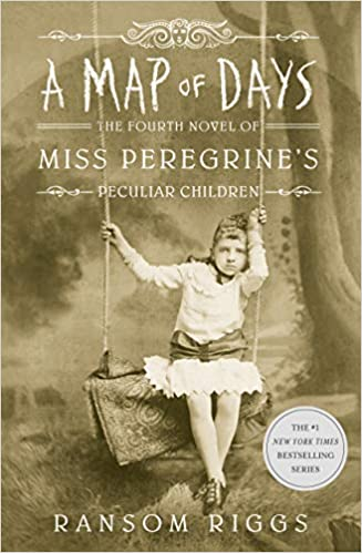 A Map Of Days: Miss Peregrine'