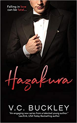 Hazakura: Book 2 Of The Hanami Series