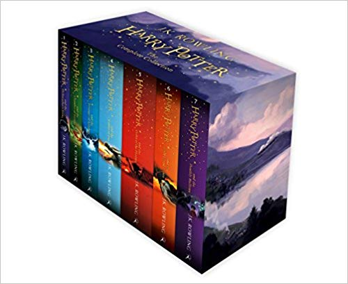 Harry Potter Box Set: The Complete Collection (childrens Paperback)