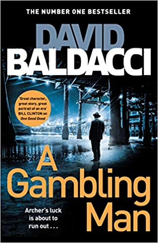 A Gambling Man (aloysius Archer Series)