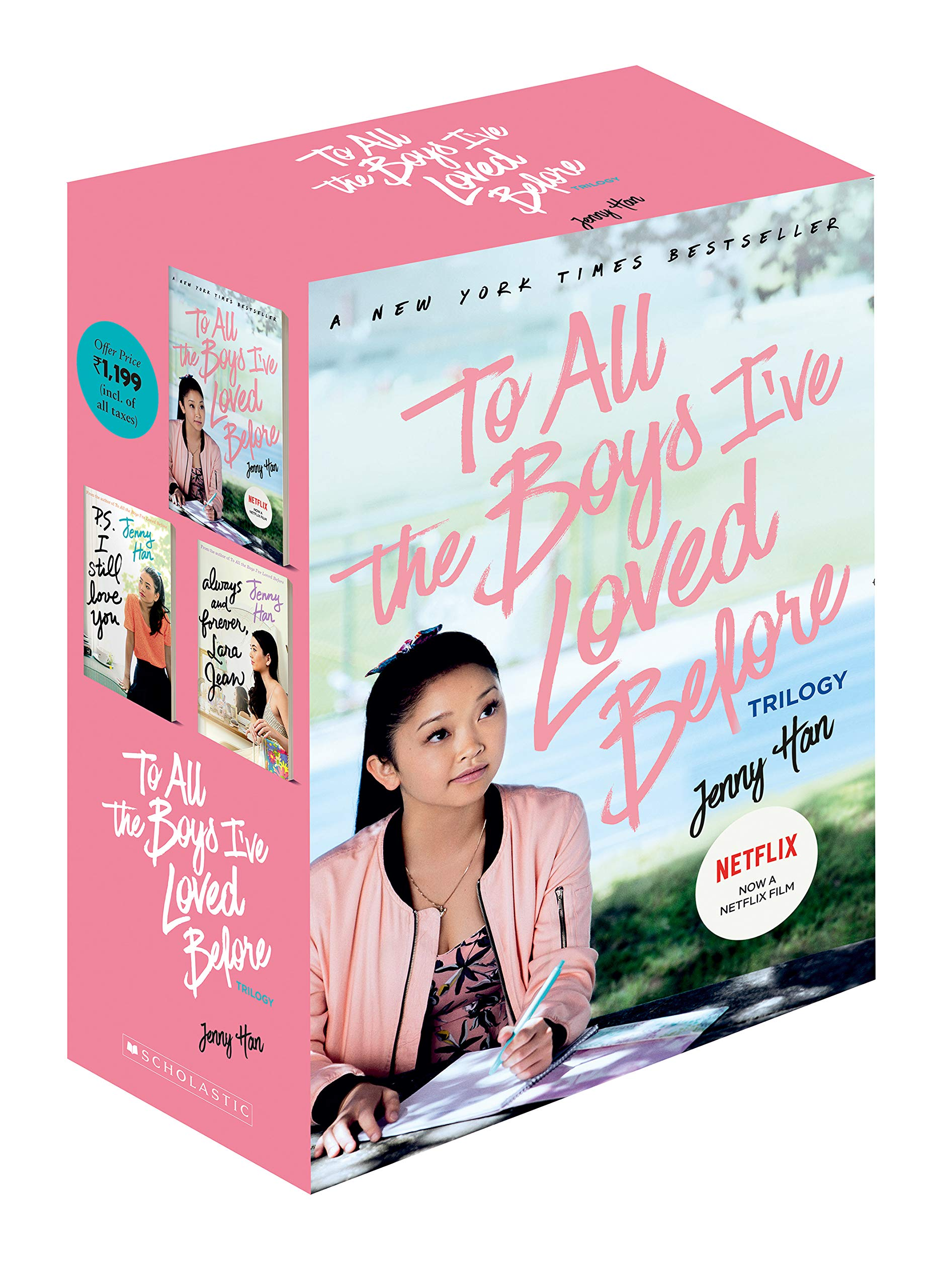 To All The Boys I've Loved Before Trilogy